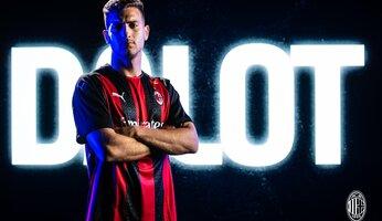 Diogo Dalot prêté au Milan AC
