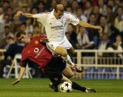 Les légendes de United à Madrid