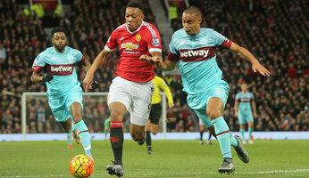 Report : United 0 West Ham 0