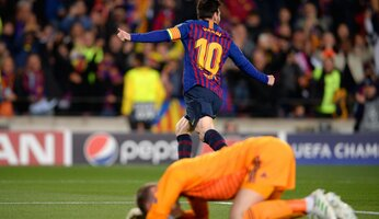 Barça 3 Man Utd 0 : Messi dispose, United explose