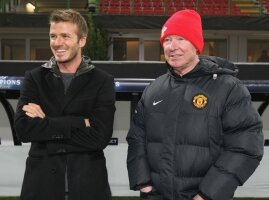 Interview : David Beckham