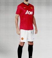 United lance son nouveau maillot domicile