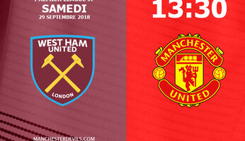 Preview : West Ham vs Manchester United