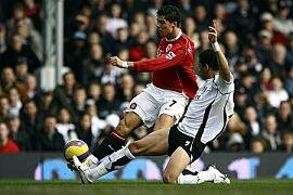 Report : Fulham 1 United 2