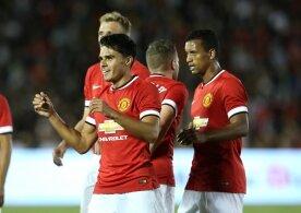 Report : United 7 LA Galaxy 0