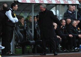 Réactions :  Swansea 1 United 1