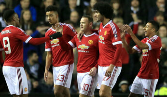 Report : Derby 1 United 3