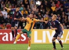 Kagawa en forme face à l'Australie