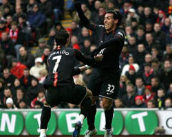 Report : Scousers 0 United 1
