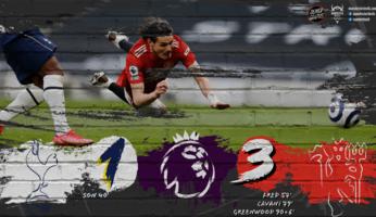 Tottenham Hotspur 1-3 Manchester United : Mason > Son