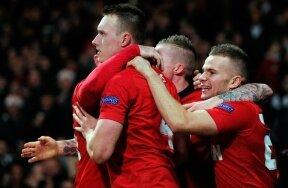 Report : United 1 Shakhtar 0