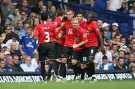 Réactions : Everton 0 United 1