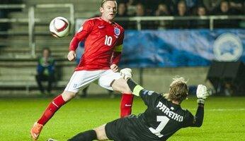 Rooney décisif pour l'Angleterre