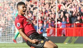 Man Utd 2 Watford 1 : United vainc sans convaincre