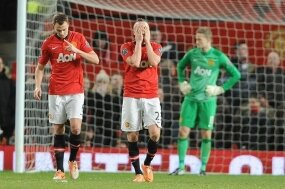 Report : United 1 Swansea 2