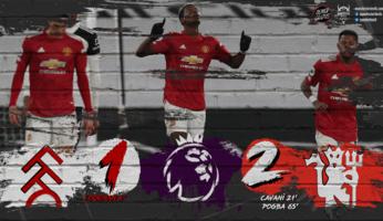 Fulham 1-2 Manchester United : retour en tête pour les Red Devils