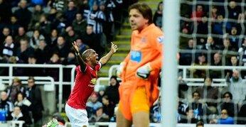 Report : Newcastle 0 United 1