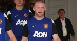 Rooney absent en Suède
