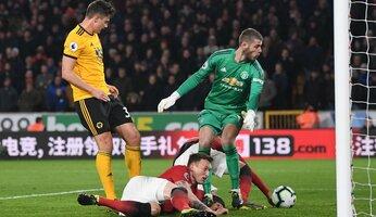 Wolverhampton 2 Man Utd 1 : United très loin du compte
