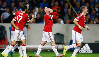 Réactions : Bruges 0 United 4