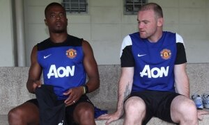 "Moyes : ""Aucun risque avec Rooney"""