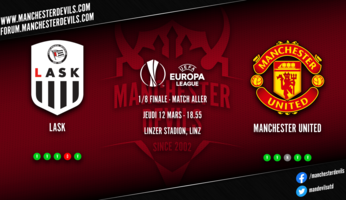 Preview : LASK - Manchester United