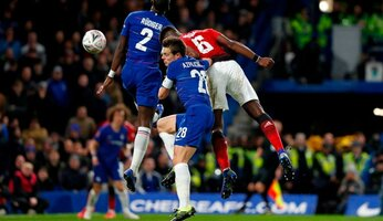 Chelsea 0 Man Utd 2 : United en mode combat