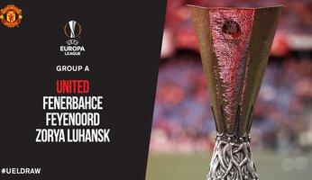 Feyenoord, Fenerbahce et FC Zorya au programme de l'Europa League