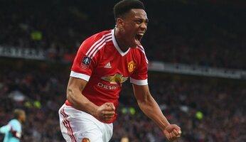 Report : Manchester United 1 West Ham 1