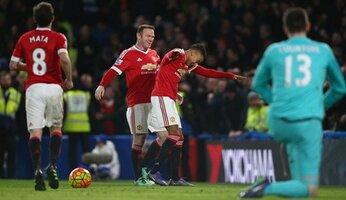 Report : Chelsea 1 United 1