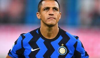 Alexis Sanchez part à l'Inter