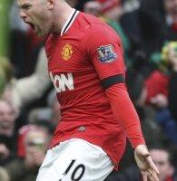 Rooney forfait contre l'Ajax