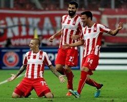 Adversaire potentiel : Olympiacos