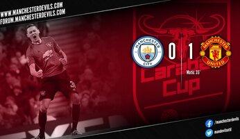 Manchester City 0-1 Manchester United : trop peu, trop tard