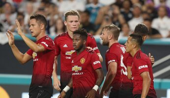 ICC 2018 : United finit bien face au Real Madrid (2-1)