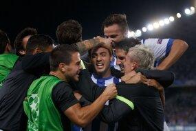 Les adversaires de United : Real Sociedad