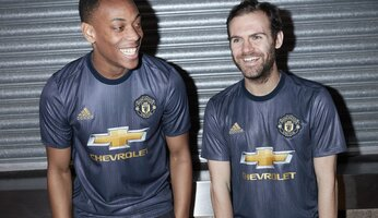 United présente son maillot third pour la saison prochaine