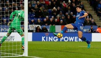 Leicester 2 United 2 : une balle dans le pied