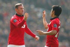 Report : United 4 Aston Villa 1