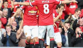 Report : United 2 Everton 1
