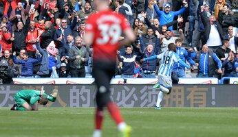 Huddersfield 1 Man Utd 1 : fin des espoirs pour United