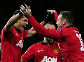 Report : United 1 Real Sociedad 0
