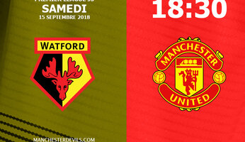 Preview : Watford vs Manchester United