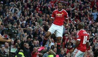 Report : United 3 Liverpool 1