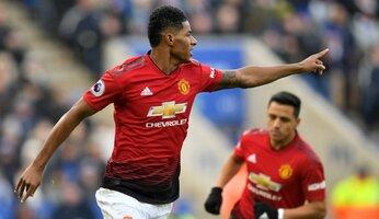 Leicester 0 Man Utd 1 : trois points malgré la purge