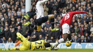Réactions : United 1 Spurs 2