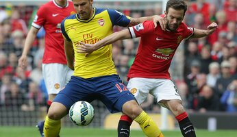 Report : United 1 Arsenal 1