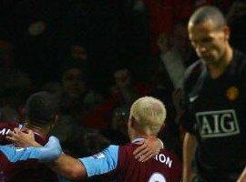 Report : West Ham 2-1 United