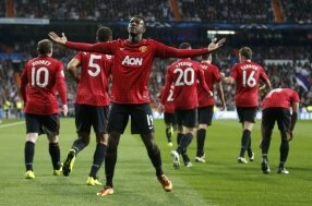 Report : Real Madrid 1 United 1
