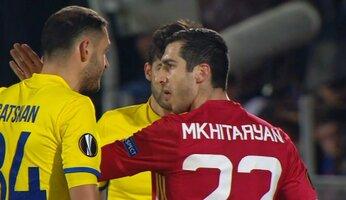 Report : Rostov 1 United 1